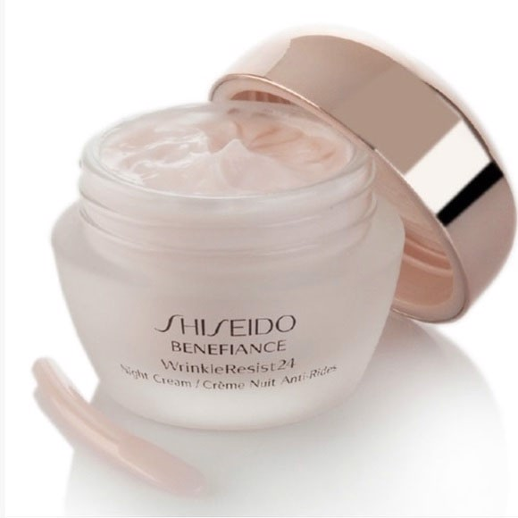 Shiseido Benefiance WrinkleRisist24 Night Cream 1